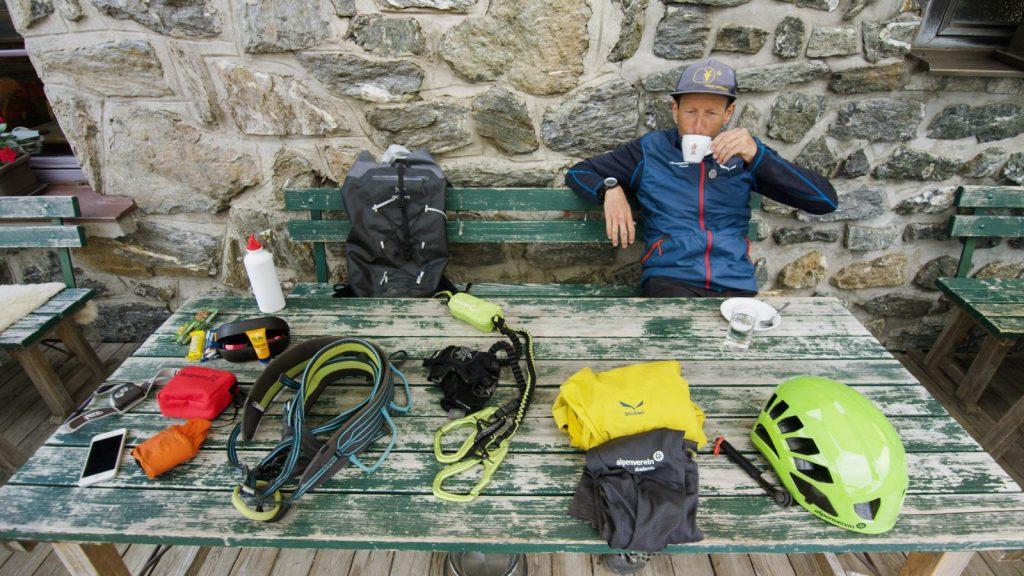 Klettersteigtutorial-Tourenplanung, Ausrüstung, Foto: Alpsolut, Österreichischer Alpenverein | Climbers Paradise