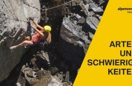 Klettersteigtutorial - Arten und Schwierigkeiten,Österreichischer Alpenverein | Climbers Paradise