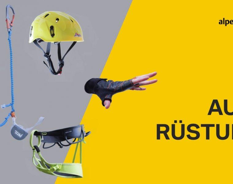 Klettersteigtutorial-Ausrüstung, Österreichischer Alpenverein   Climbers Paradise