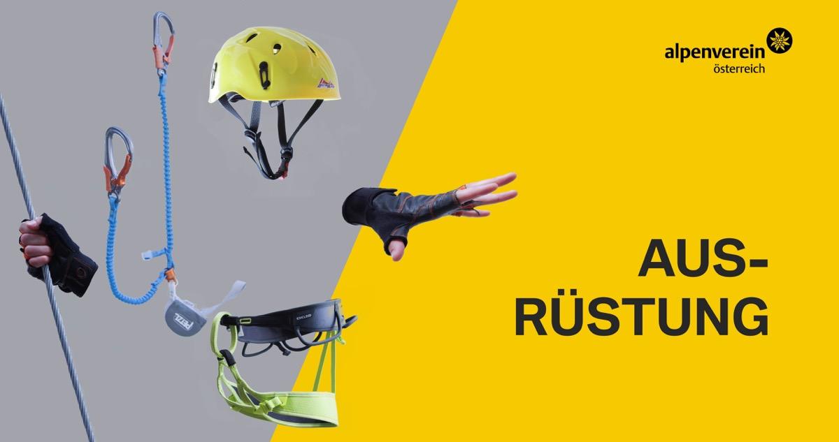 Klettersteigtutorial-Ausrüstung, Österreichischer Alpenverein | Climbers Paradise
