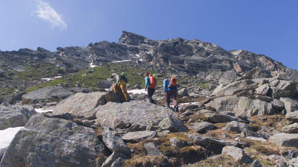 Klettersteigtutorial - Unterwegs, Zustieg, Foto: Alpsolut, Österreichischer Alpenverein | Climbers Paradise