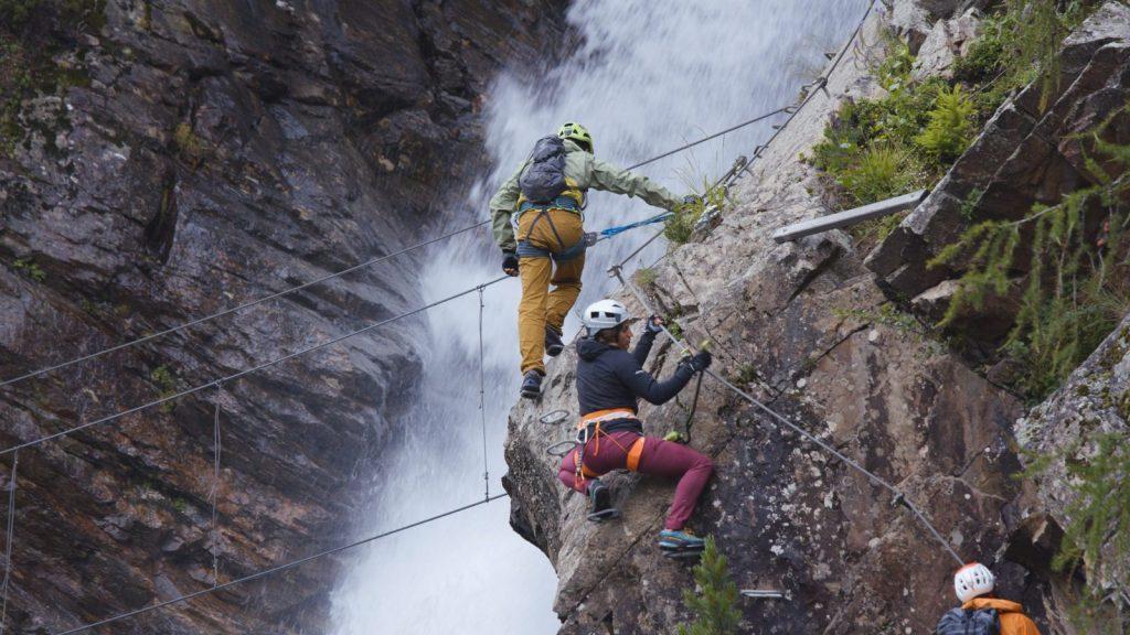 Klettersteigtutorial - Arten und Schwierigkeiten, B, Alpsolut, Österreichischer Alpenverein | Climbers Paradise