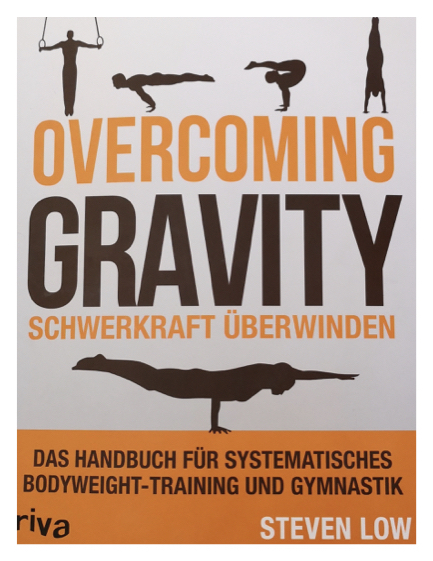 Kletterbücher, Cover Overcoming Gravity, Foto: Martina Scheichl | Climbers Paradise
