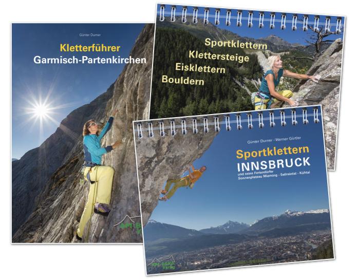 Kletterführer Endprodukt, Günter Durer| Climbers Paradise