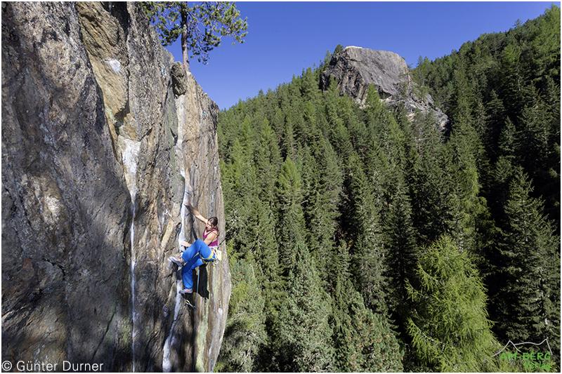 Kletterführer, Girls on Rock, Günter Durer| Climbers Paradise