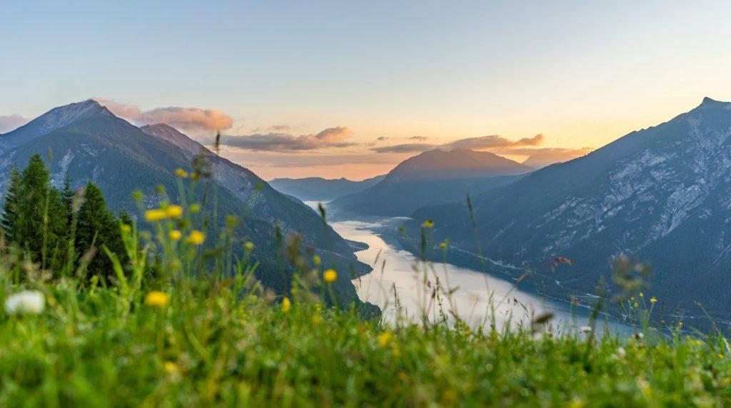 Achensee - Der Achensee, Foto: Achensee Tourismus | Climbers Paradise