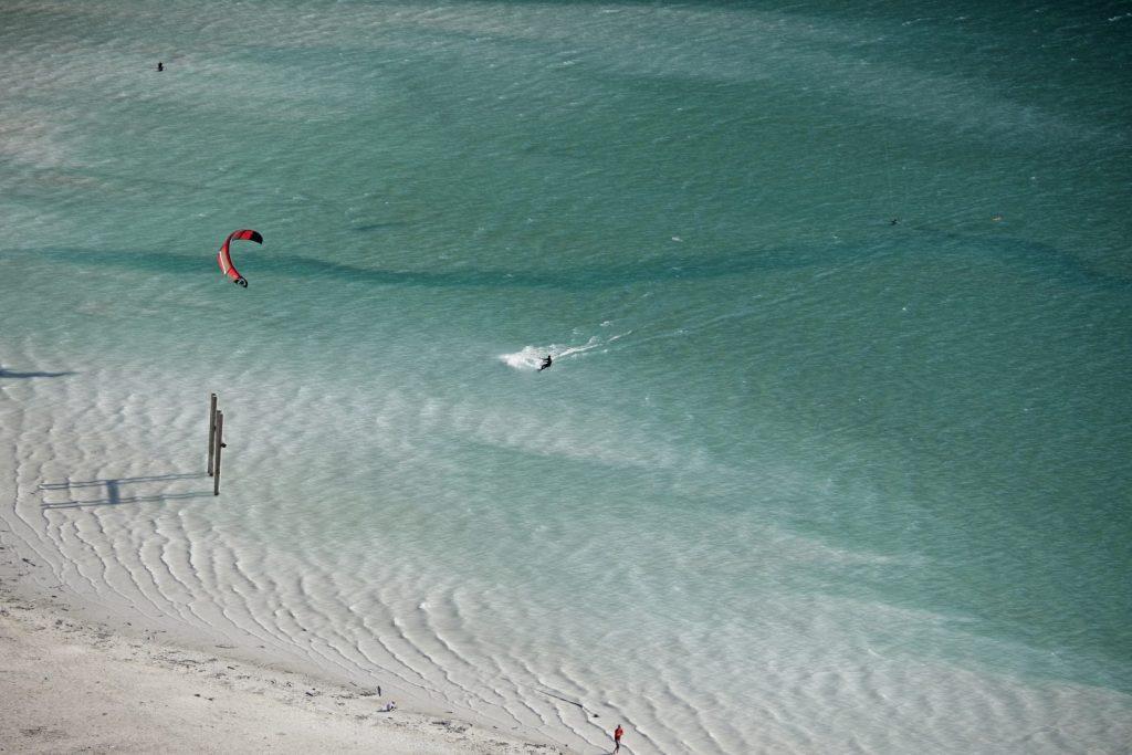 Achensee - Kitesurfen am Achensee, Foto: Tirol Werbung | Climbers Paradise