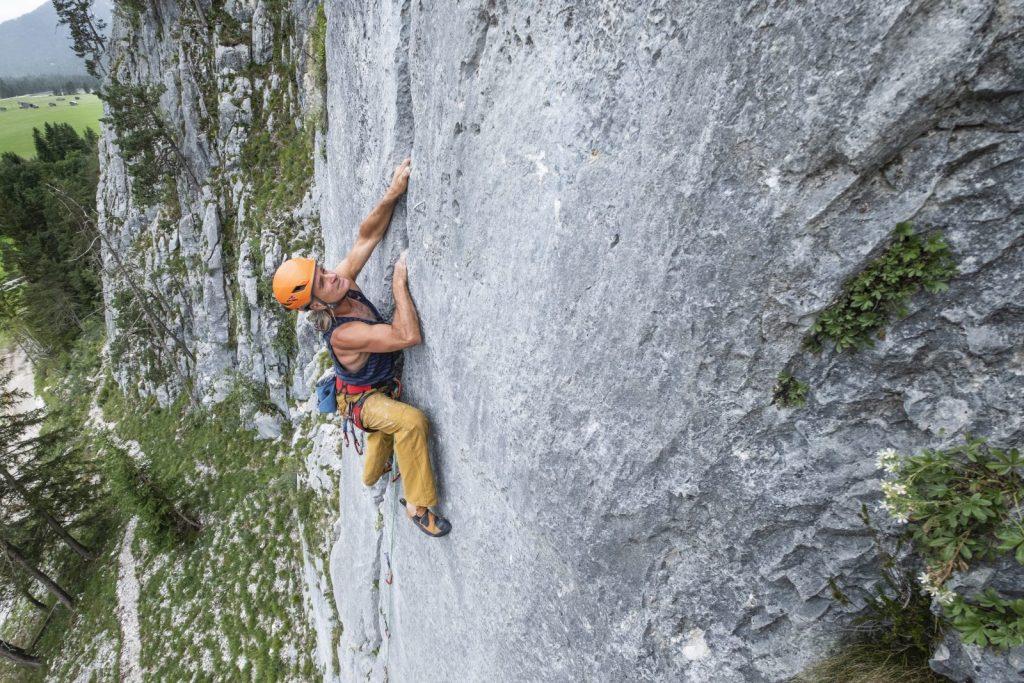 Seefeld - Scharnitz-Sonnenplatten, Foto: Heinz Zak | Climbers Paradise