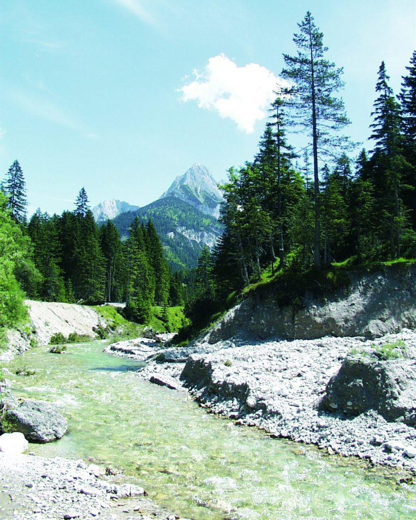 Seefeld - Isar im Karwendel, Foto: Susa Schreiner |Climbers Paradise