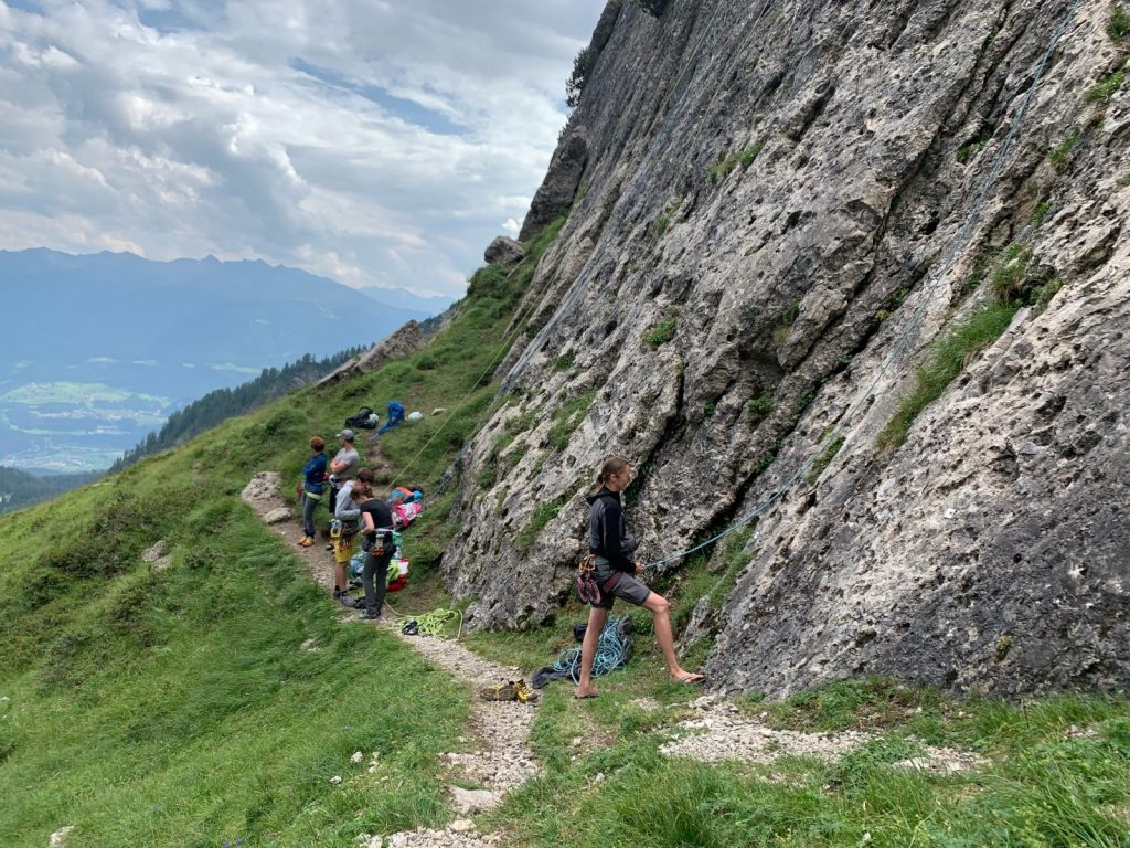 Imst- Muttekopfhütte-Ostwand Guggerköpfl, Foto: Susa Scheiner | Climbers Paradise