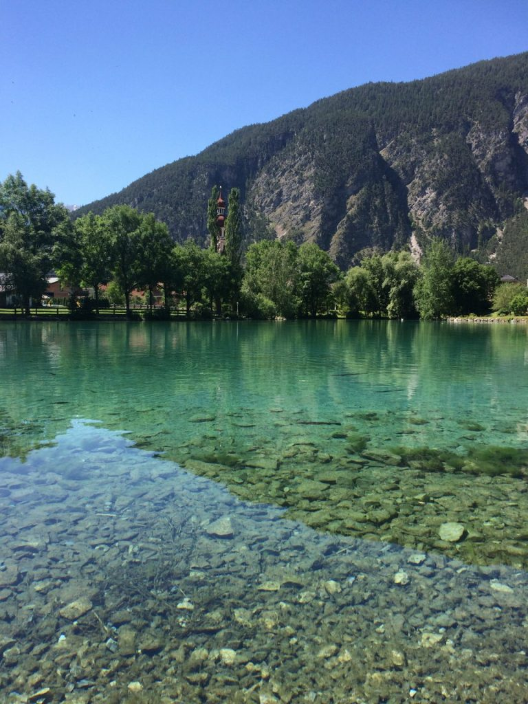 Imst - Nassereith See, Foto: Susa Scheiner | Climbers Paradise