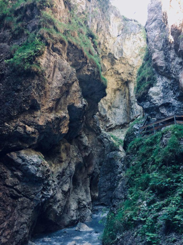 Imst - Rosengartenschlucht, Foto: TVB-Imst | Climbers Paradise
