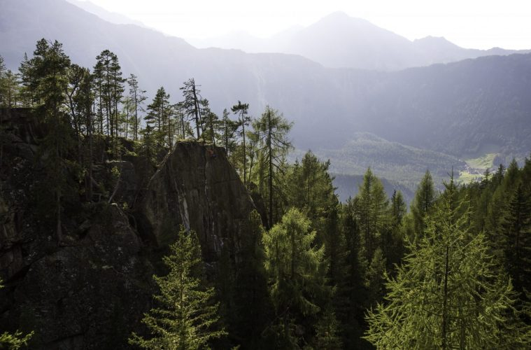 Ötztal - Blick ins Tal, Foto: Tirol Werbung, Johannes Maier | Climbers Paradise