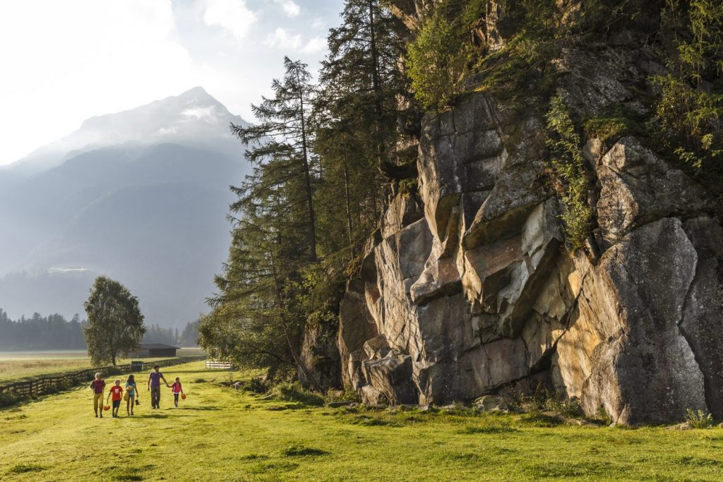 Ötztal - Klettergarten Tumpen-Oberried, Foto: Tirol Werbung, Peter Pupeter | Climbers Paradise