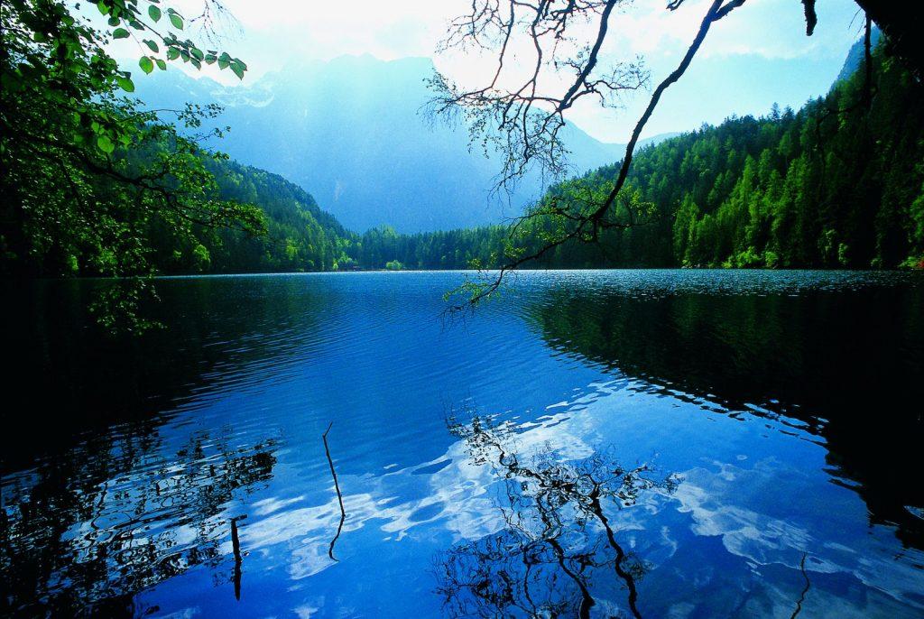 Ötztal - Piburger See, Foto: Tirol Werbung | Climbers Paradise