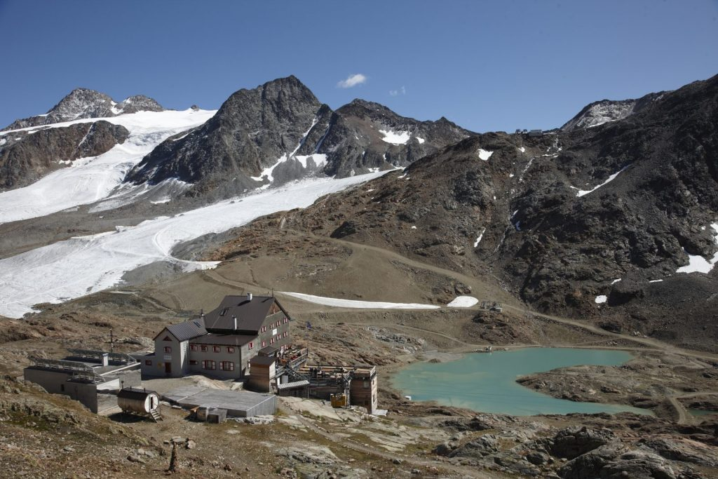Ötztal - Schutzhütte Schöne Aussicht, Foto: Schöne Aussicht | Climbers Paradise