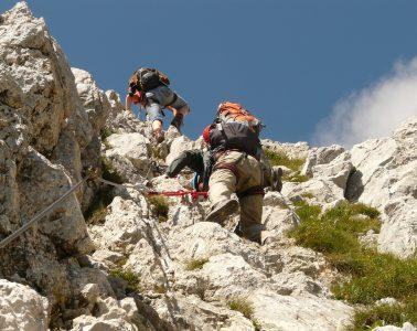 Klettersteig gehen - ein luftiges Vergnügen, Foto: pixabay | Climbers Paradise