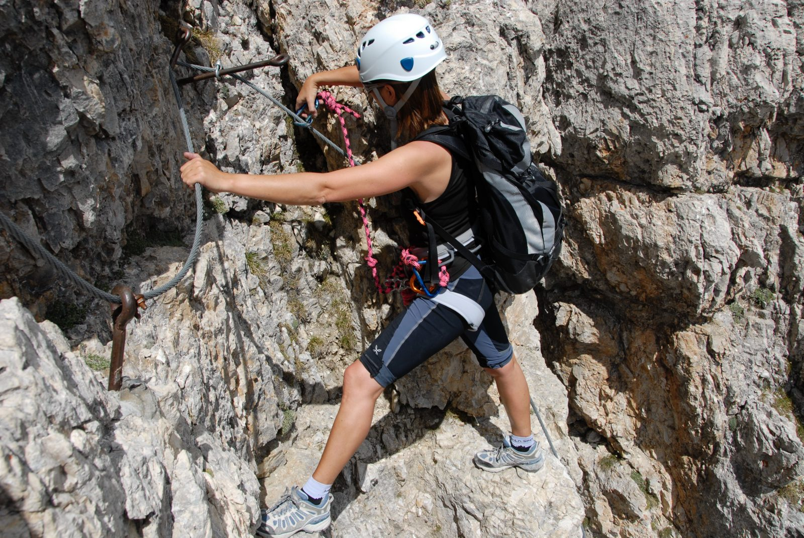 Auf die richtige Technik kommt es an, Foto: Unsplash/Pixabay | Climbers Paradise