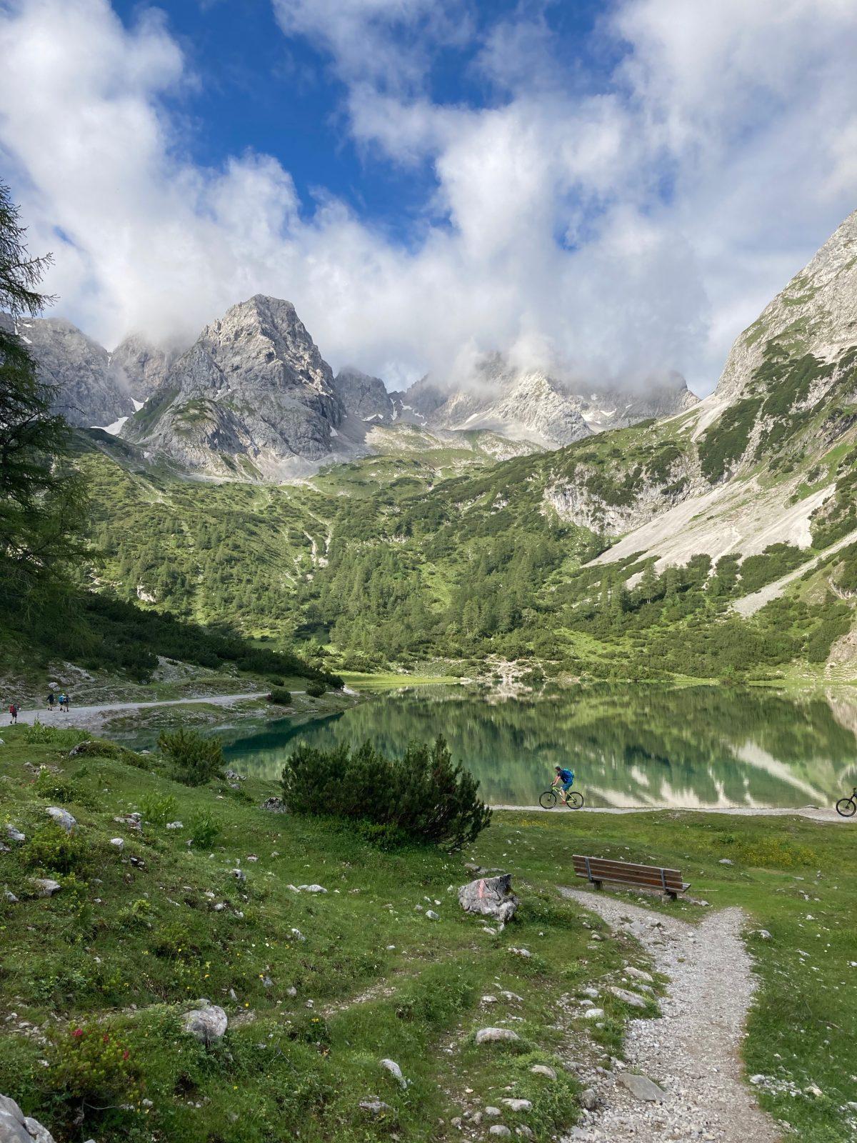 Ehrwalder Klettersteigrunde - Seebensee; Foto: Susa Schreiner | Climbers Paradise