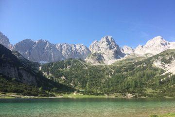 Ehrwalder Klettersteigrunde - der Seebensee; Foto: Susa Schreiner | Climbers Paradise