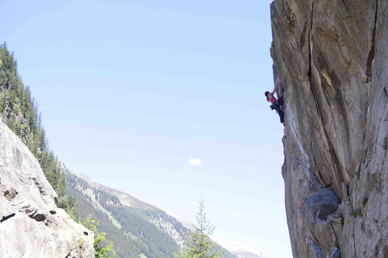 Ausdauer richtig trainieren, Foto: Martina Scheichl |Climbers Paradise