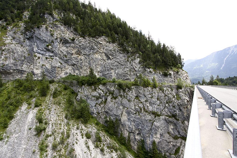 Bequemer Zustieg: Der Klettergarten am Gaichtpass im Tannheimer Tal, Foto: Climbers Paradise