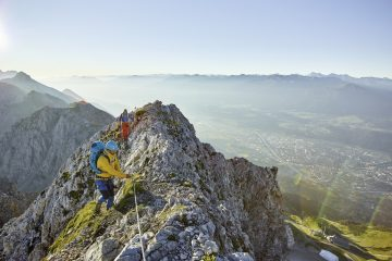 Klettersteigtestival Innsbruck, Foto: TVB Innsbruck, Christian Vorhofer |Climbers Paradise