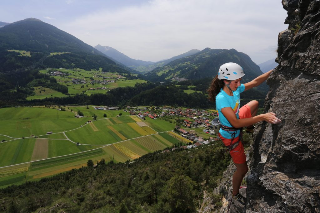 Karres-Rote Wand, Günter Durner I Climbers Paradise