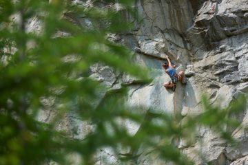 Klettergarten Laimo im Tiroler Kaunertal, Foto: Michael Meisl | Climbers Paradise