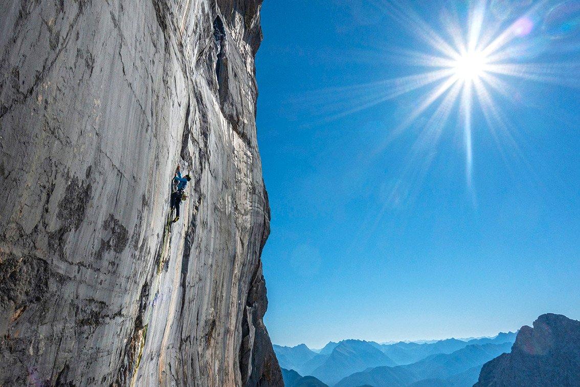 Locker-vom-Hocker-Martin-im-Vorstieg-foto-christian-pflanzelt |Climbers Paradise