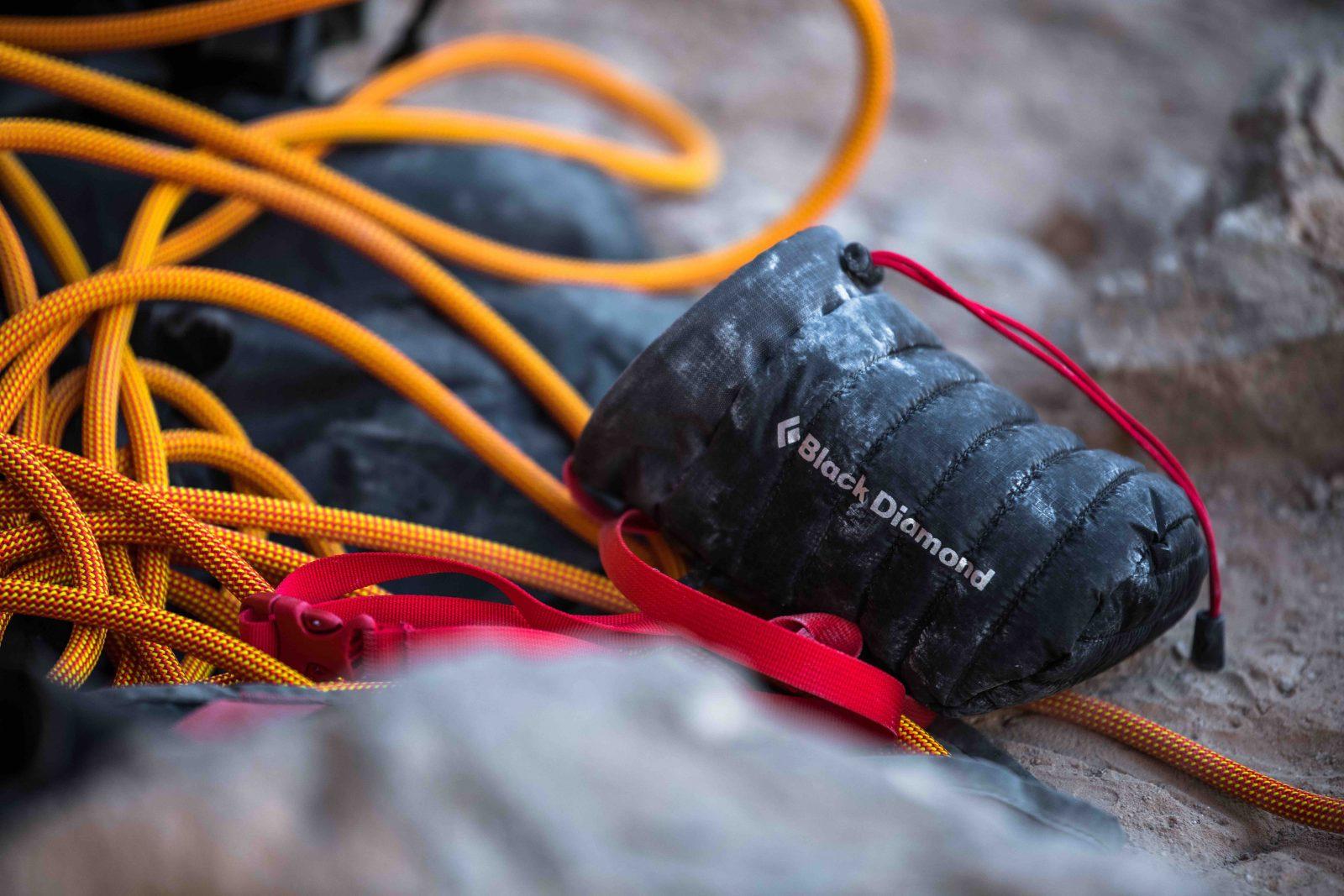 Weihnachtsgeschenke beheizbarer Chalkbag von Black Diamond |Climbers Paradise