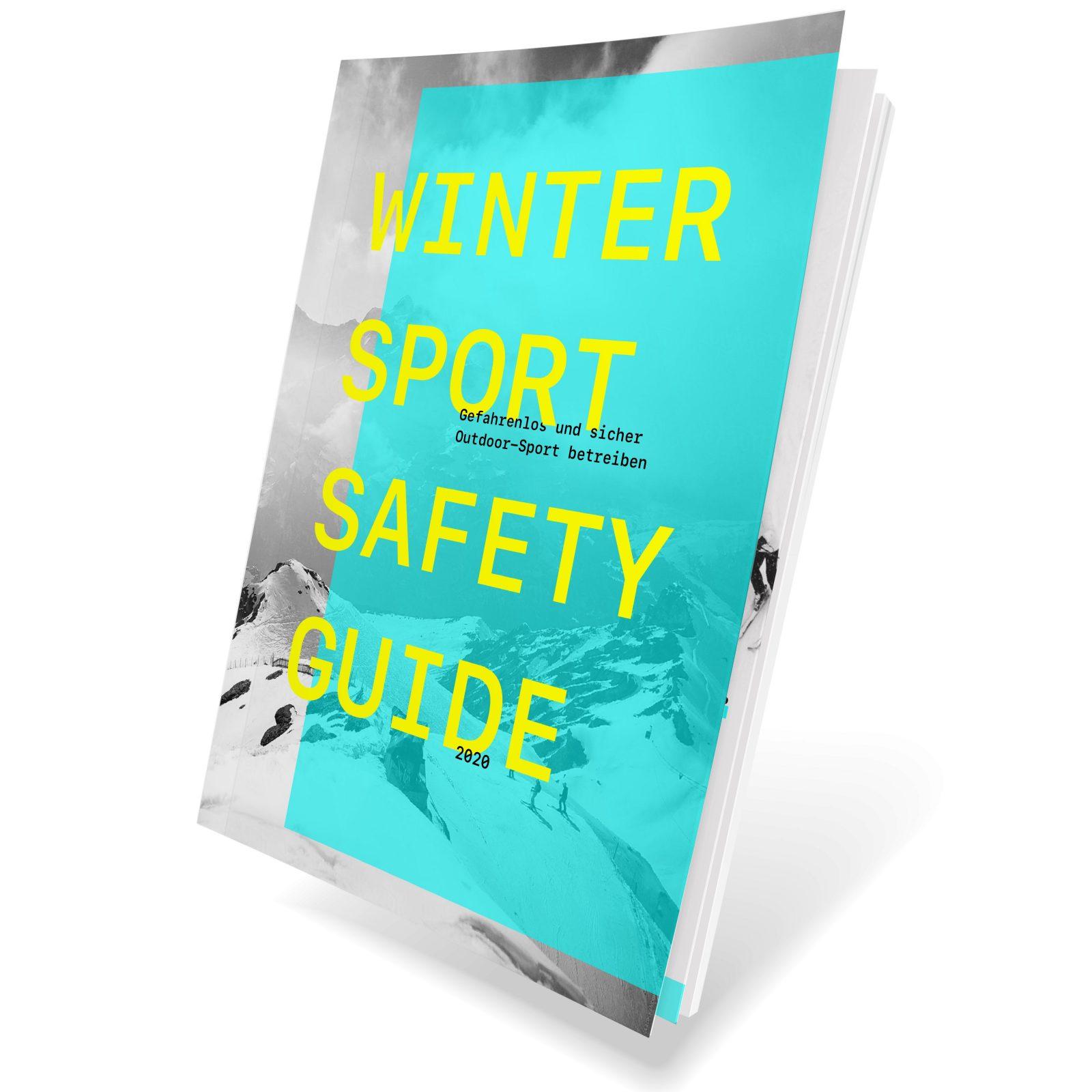 E-book Winter Sport Safety Guide, Sportscheck