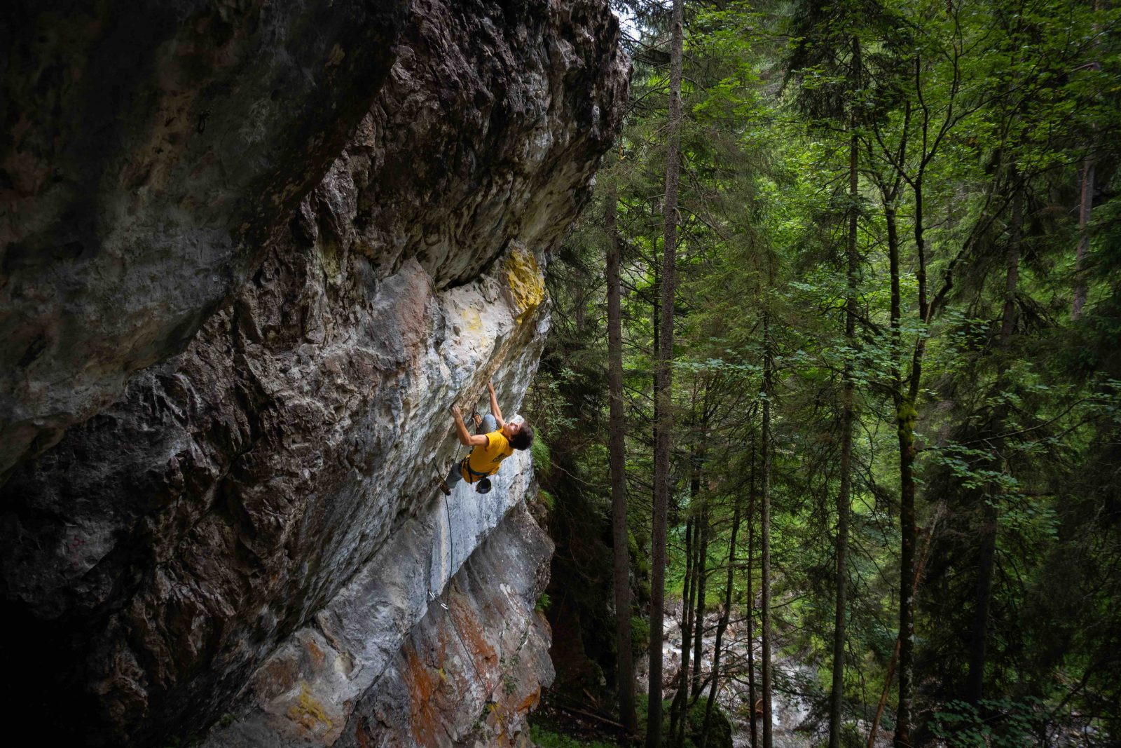 Last minute Klettertrainin, Projekt, Foto: Benjamin Zörer |Climbers Paradise