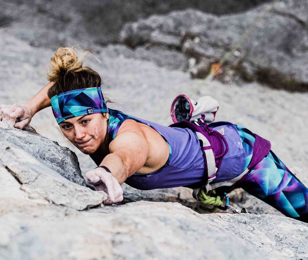 Climbers Finest - Clothing, Foto: Claudia Ziegler, So Solid | Climbers Paradise