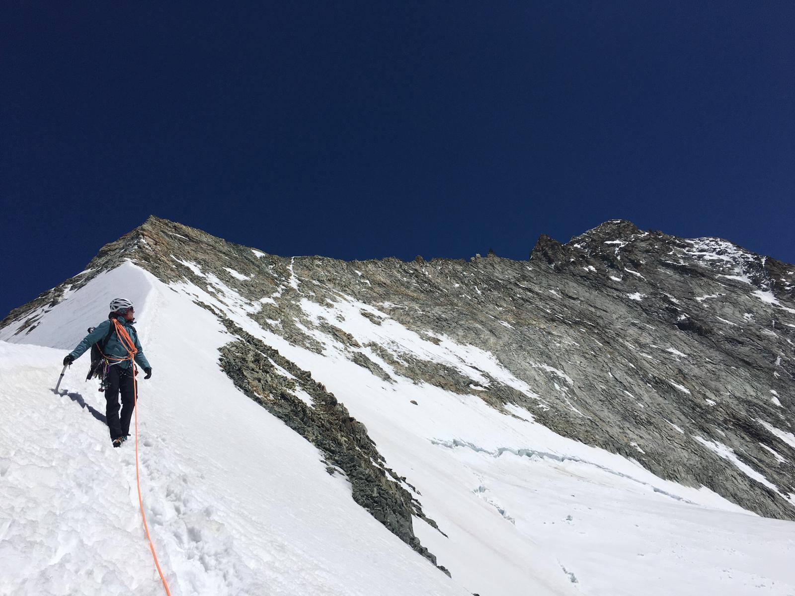 Sofia Muigg - alpin unterwege, Foto: Quirin Chalupar |Climbers Paradise