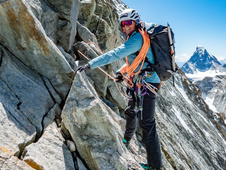 Sofia Muigg, Frauenpower, Foto: Quirin Chalupar |Climbers Paradise