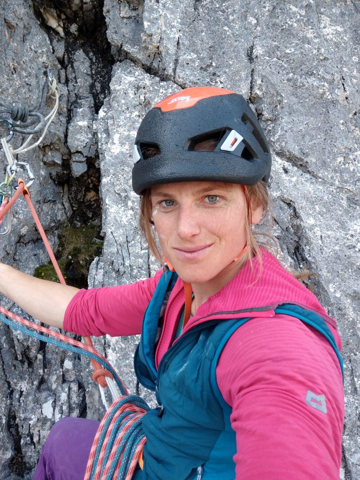 Susi Süßmeier, Foto: Susi Süßmeier |Climbers Paradise