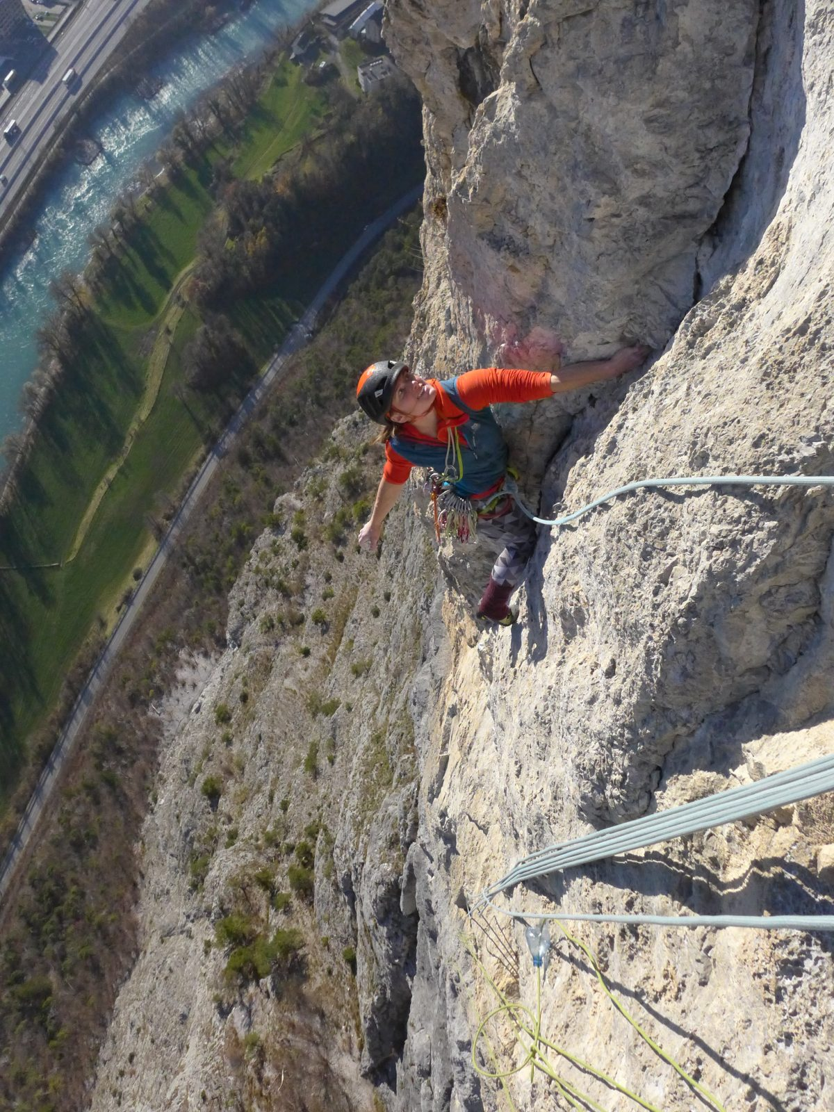 Susi Süßmeier, Frauenpower im Fels, Foto: Susi Süßmeier |Climbers Paradise