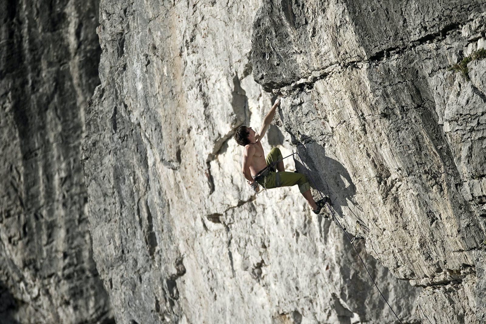 Klettern an der Steinplatte Waidring, Fito: Region Steinberge |Climbers Paradise