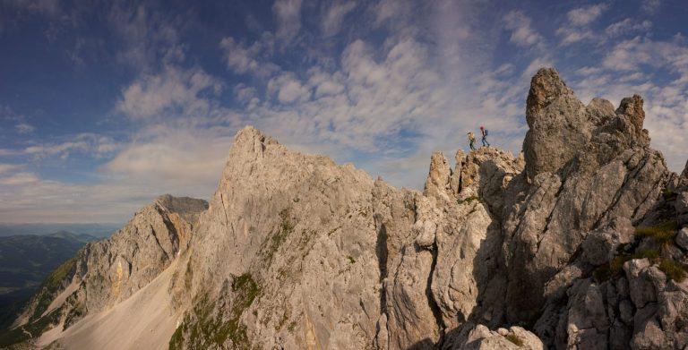 Alpinklettern Wilder Kaiser, Limit #2 © Michael Meisl I Climbers Paradise Blog