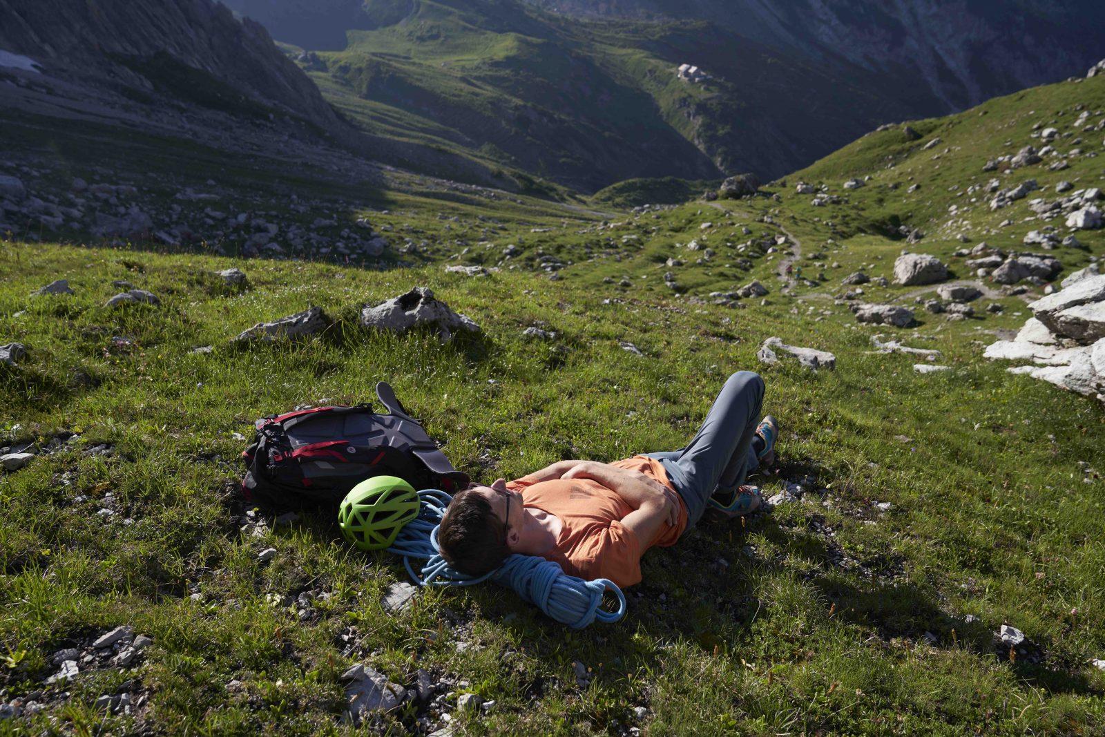 Klettern Tirol West @ Michael Meisl I Climbers Paradise