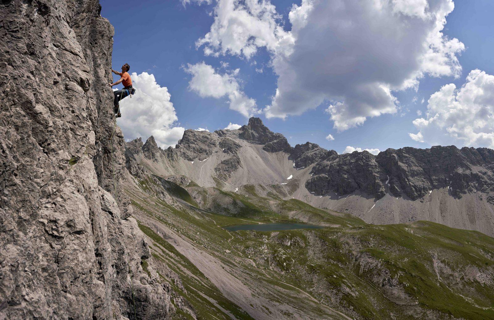 Klettern Tiroler Zugspitz Arena @ Michael Meisl I Climbers Paradise