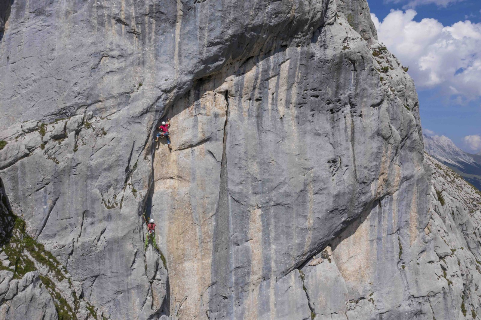 Klettern Tiroler Zugspitz Arenda @ Michael Meisl I Climbers Paradise