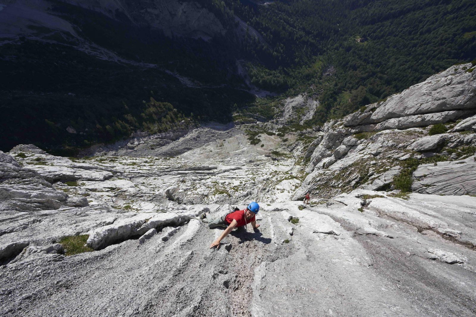 Alpinklettern Kufstein Land © Michael Meisl I Climbers Paradise