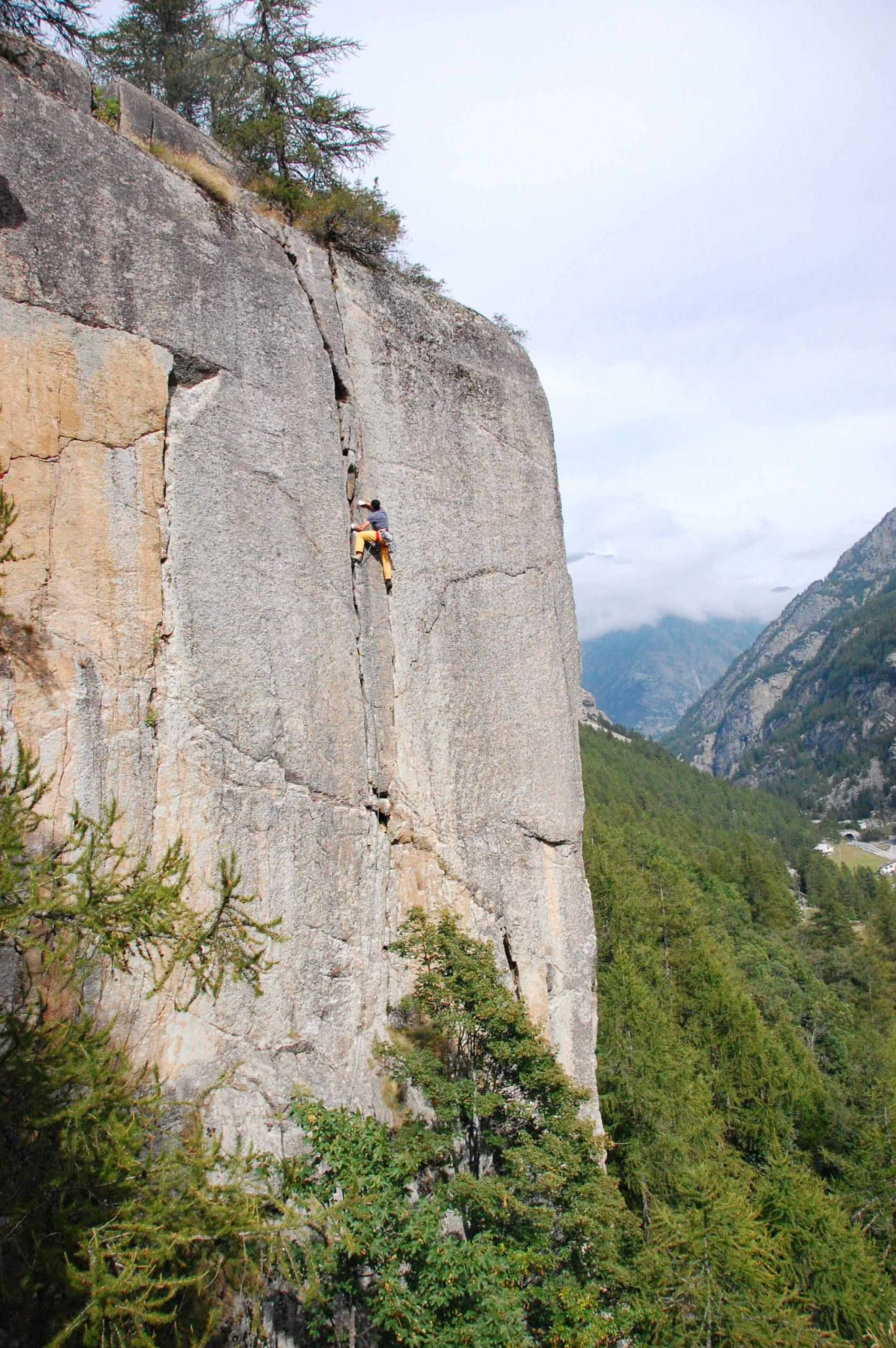 Val de Orco, Foto: Florian Falkner I Climbers Paradise