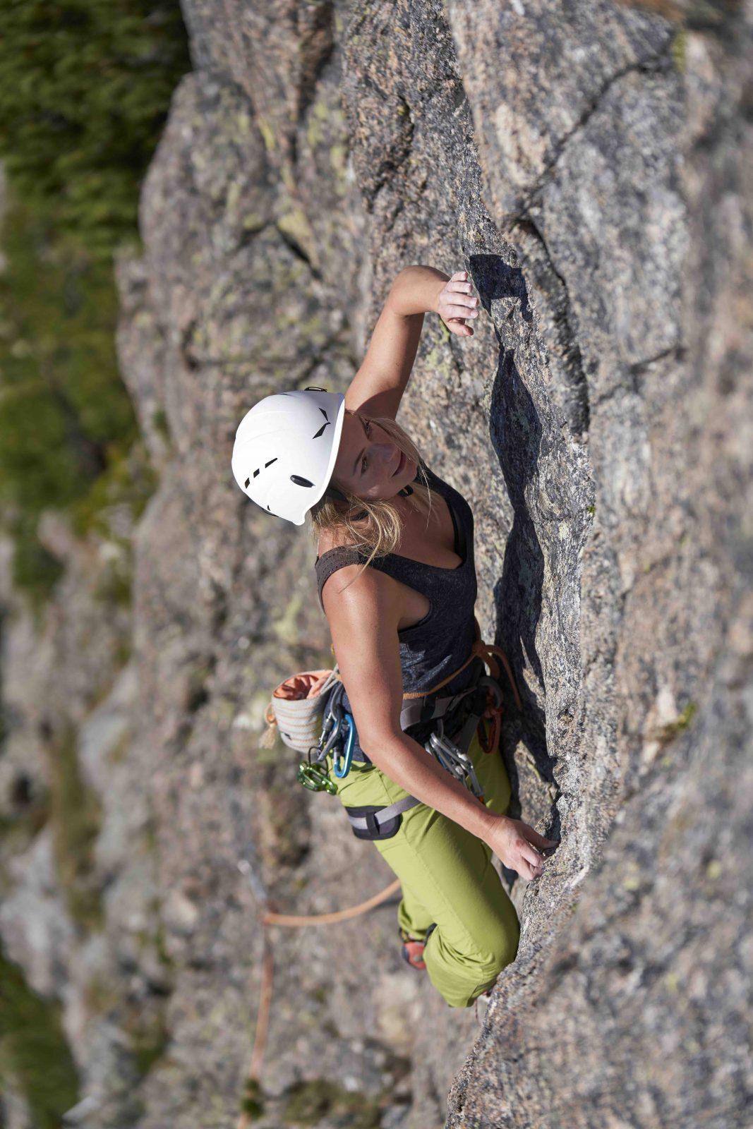 Klettern Kaunertal © Michael Meisl I Climbers Paradise