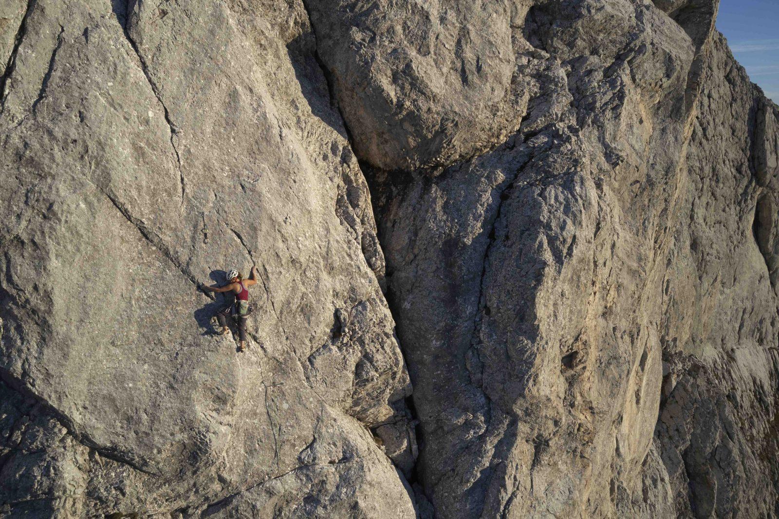 Klettern Tannheim @ Michael Meisl I Climbers Paradise