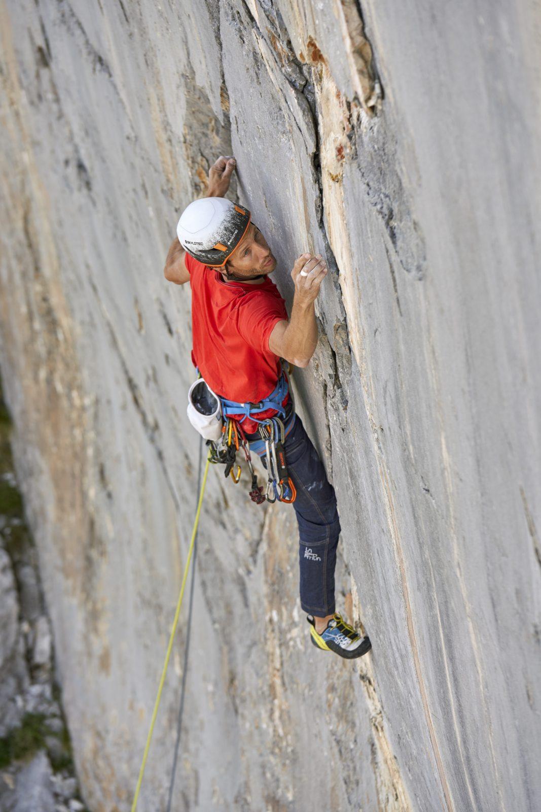 Klettern Wetterstein Seefeld @ Michael Meisl I Climbers Paradise