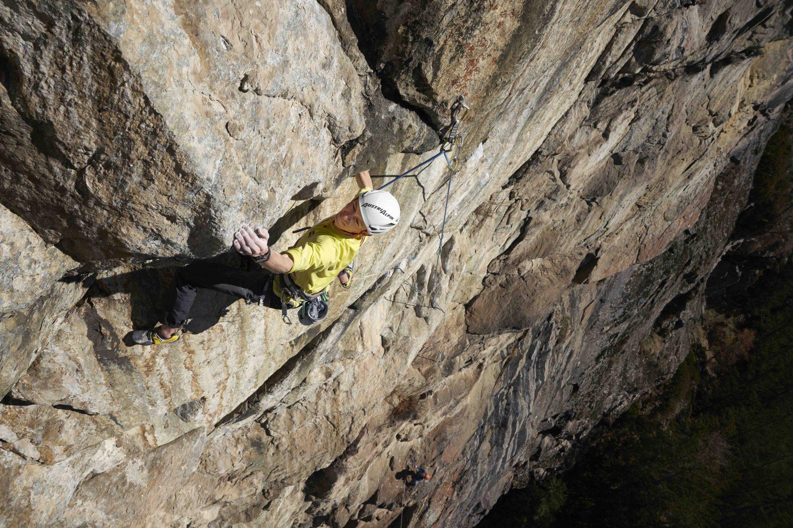 limit2-ötztal-tiefblick, Foto: Michael Meisl I Climbers Paradise