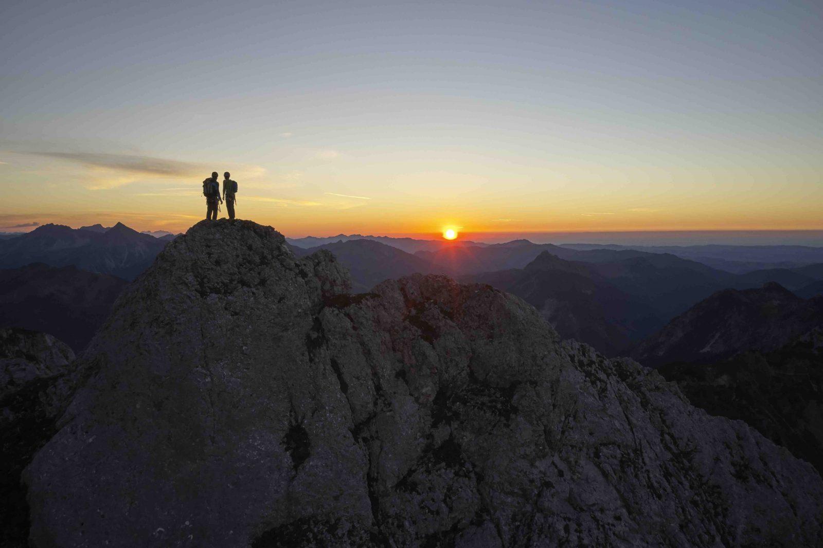 limit2-tannheimer-tal-am-ende-des-tages, Foto: Michael Meisl I Climbers Paradise